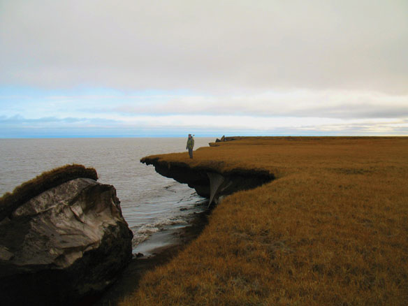 permafrost-erosion