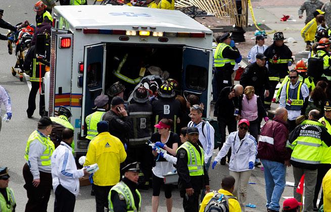 boston marathon first responders