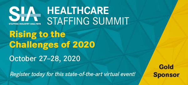 bluesky medical staffing software sponsor for staffing industry analyst healthcare staffing summit