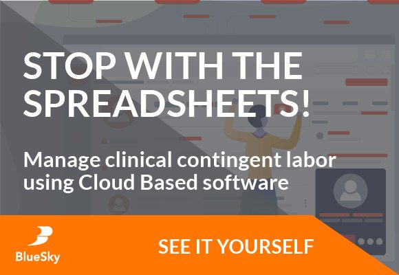 clinical workforce management software